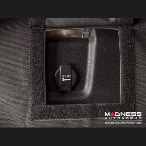 Jeep Renegade Cargo Area Cover by Rugged Ridge