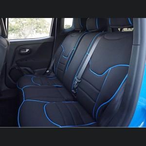 Jeep Renegade Seat Covers - Rear Seats - Custom Neoprene Design
