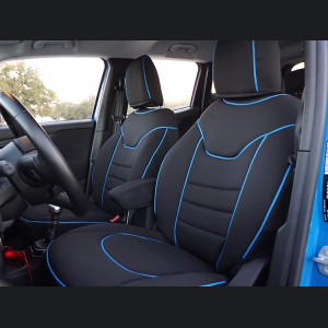 Jeep Renegade Seat Covers - Front Seats - Custom Neoprene Design