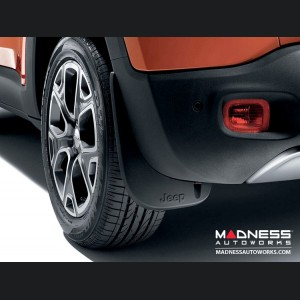 Jeep Renegade Molded Splash Guards (2) - Rear