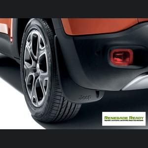 Jeep Renegade Molded Splash Guards (2) - Rear