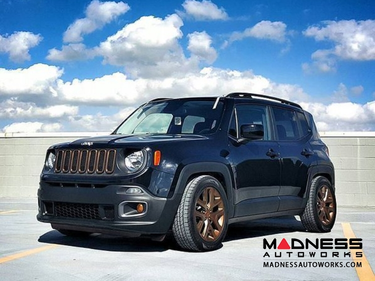 Jeep Renegade Trailhawk For Sale >> Jeep - Jeep Renegade Lowering Springs by MADNESS - MADNESS Autoworks - Auto Parts and Accessories