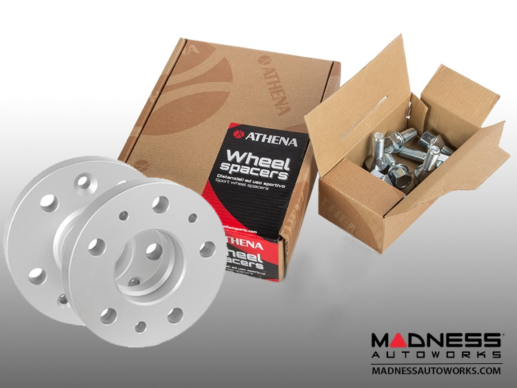 Jeep Renegade Wheel Spacers by Athena - 20mm (set of 2 w/ bolts)
