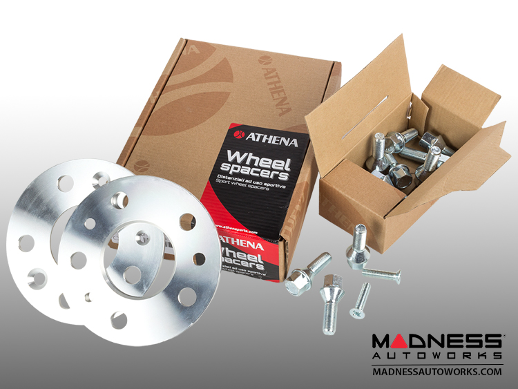 Jeep Renegade Wheel Spacers by Athena - 5mm (set of 2 w/ bolts)