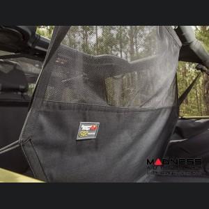 Jeep Wrangler JL C2 Cargo Curtain - Rear