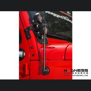 "Jeep Wrangler JK Reflex Stubby Antenna - 13"""