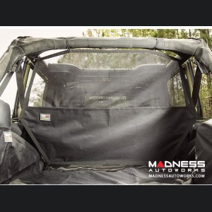 Jeep Gladiator C2 Cargo Curtain - Rear