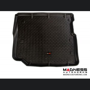 Jeep Wrangler JL All Terrain Cargo Liner - Black - 4 Door
