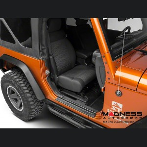 Jeep Wrangler JL All Terrain Entry Guard Kit - 2 Door