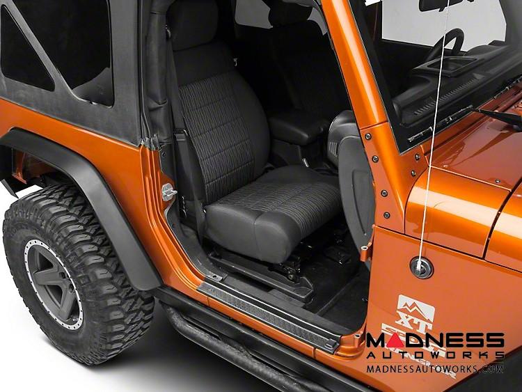 Jeep Wrangler JL All Terrain Entry Guard Kit - 2 Door
