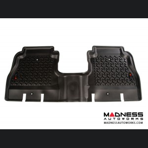 Jeep Wrangler JL Rear Floor Liner - Black