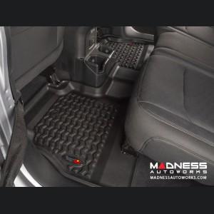 Jeep Wrangler JL Rear Floor Liner - Black