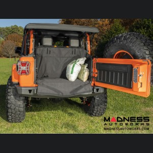 Jeep Wrangler JL C3 Cargo Cover - 4 Door