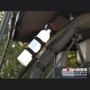Jeep Wrangler JK Elite Fire Extinguisher Holder w/o Extinguisher