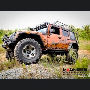 "Jeep Gladiator Aluminum Drakon Wheel - 18x9"" - Gun Metal Finish"