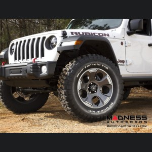"Jeep Gladiator Drakon Wheel - 20x9"" - Gun Metal"
