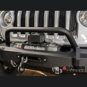 Jeep Wrangler JL Full Width Bumper - Front