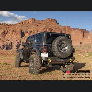 Jeep Wrangler JL HD Bumper - Rear