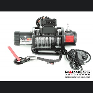 Jeep Wrangler JK Nautic 9,500 lb. Winch w/ Synthetic Rope