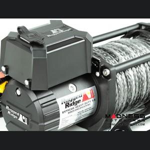 Jeep Wrangler JK Nautic 9,500 lb. Winch w/ Synthetic Rope