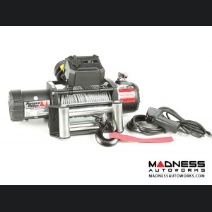 Jeep Wrangler JK Nautic 9,500 lb. Winch w/ Steel Cable