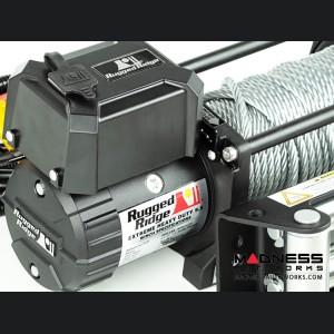 Jeep Wrangler JL Nautic 9,500 lb. Winch w/ Steel Cable