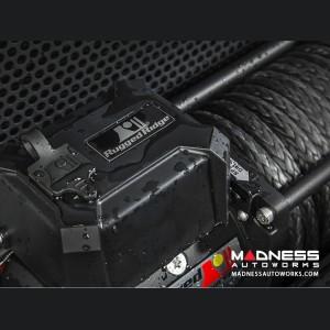 Jeep Wrangler JK Nautic 12,500 lb. Winch w/ Synthetic Rope