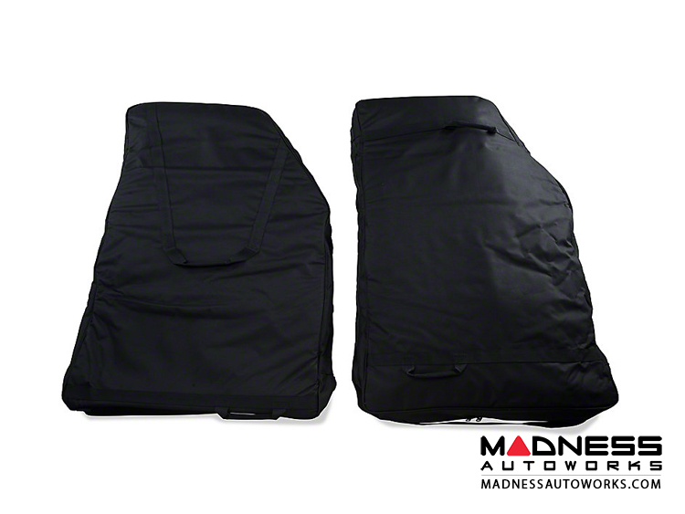 Jeep Wrangler JL Door Storage Bag Kit - Rear