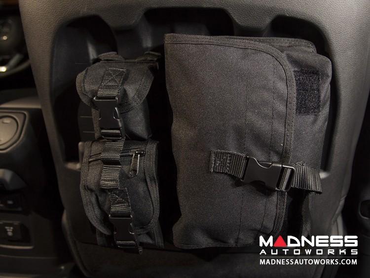 Jeep Wrangler JL Roll Bar Storage Bag System