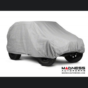 Jeep Wrangler JK Deluxe Three Layer Car Cover - Full