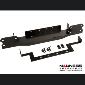 Jeep Wrangler JL Spartacus Winch Plate - Steel