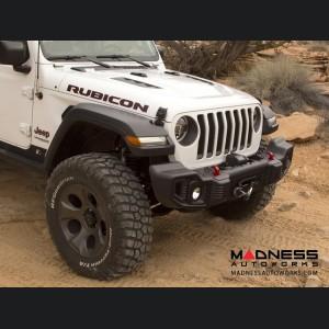 Jeep Gladiator JT Spartacus Winch Plate - Steel