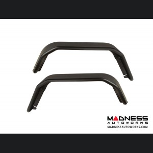 Jeep Wrangler JK Steel Tube Fender Flares - Rear