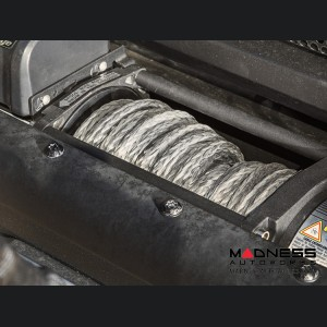 Jeep Wrangler JK Dark Gray Synthetic Winch Line - 16,550 lbs - 23/64 in. x 100 ft.