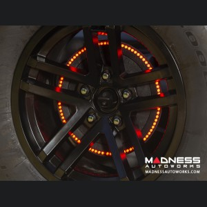 Jeep Wrangler JL Third Brake LED Light Ring