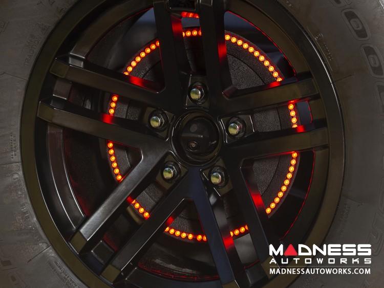 Jeep Wrangler JL Third Brake LED Light Ring