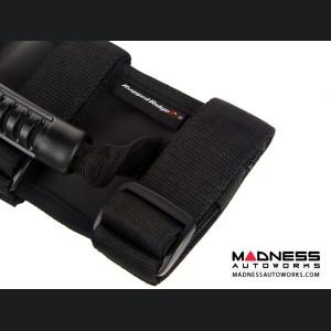 Jeep Wrangler JL Ultimate Grab Handle Kit - Black