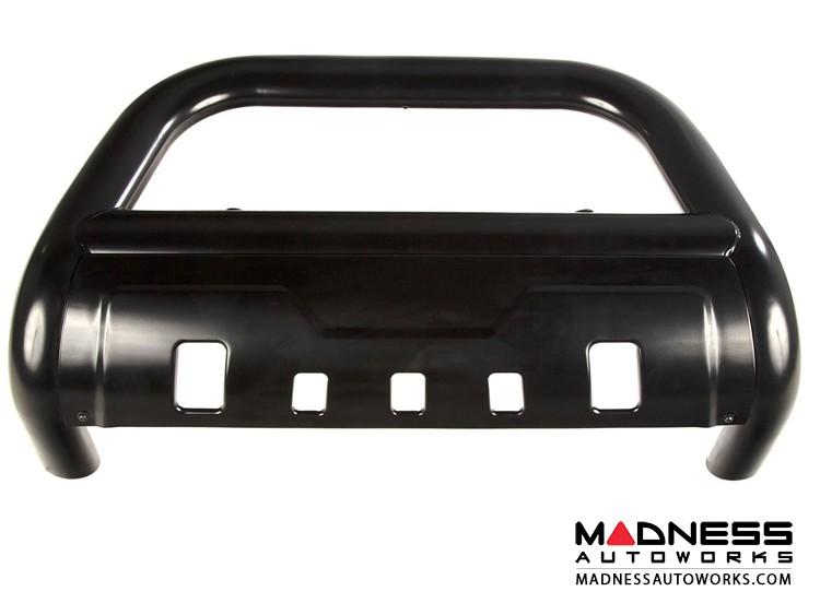 "Jeep Wrangler JL Bull Bar - Black - 3.5"""