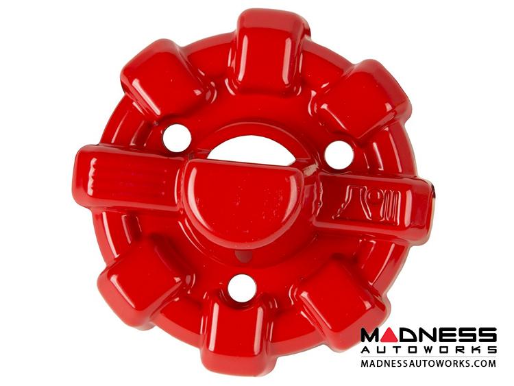 Jeep Wrangler JK Elite Antenna Base - Red