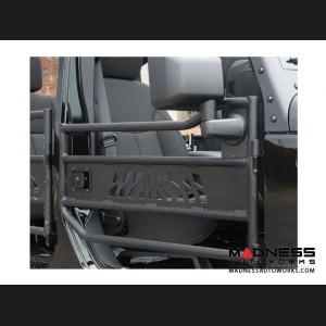 Jeep Wrangler JL Aries Tube Doors - Front