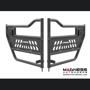 Jeep Wrangler JL Aries Tube Doors - Rear