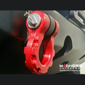 Jeep Wrangler JL Billet D-Ring Shackles