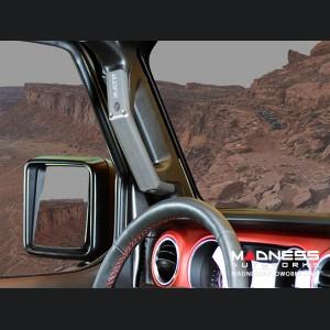 Jeep Wrangler JL - Billet Grab Handles