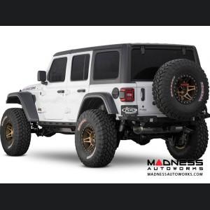 Jeep Wrangler JL Front Inner Fender Liners - Rock Fighter