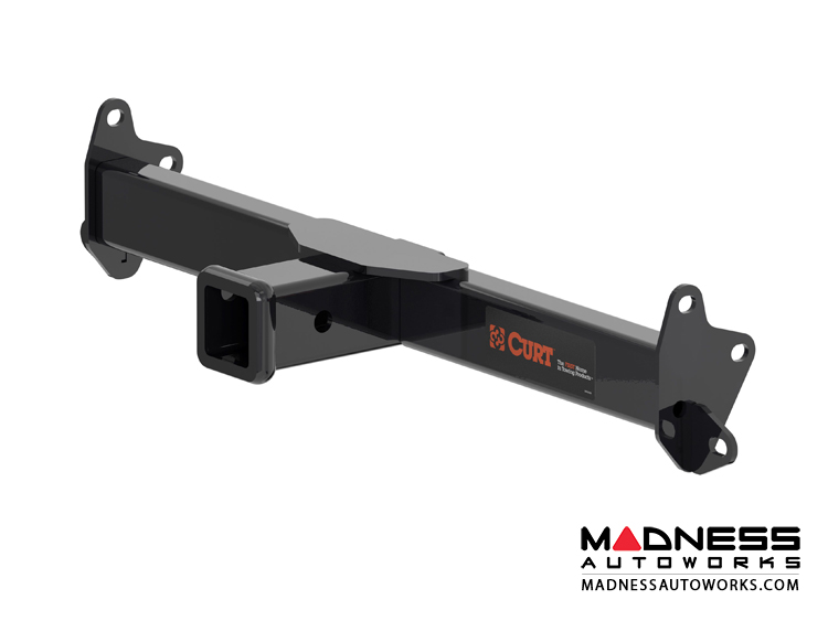 "Jeep Wrangler JL Mount Hitch w/ 2"" Receiver - Front"
