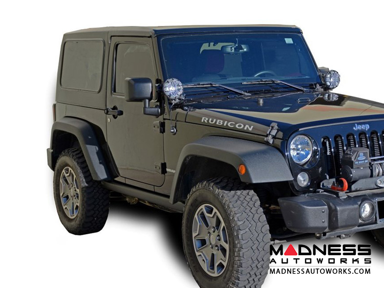 Jeep Wrangler JK Hard Top - 2 Door