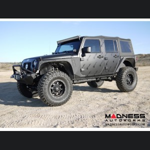 "Jeep Wrangler JK Suspension System - Stage 1 - 4.5"" Lift"