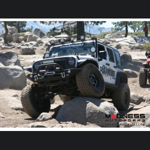 "Jeep Wrangler JK Suspension System - Stage 3 - 4.5"" Lift"