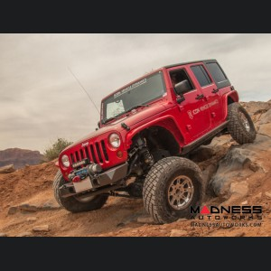 """Jeep Wrangler JK Suspension System - Stage 4 - 4.5"""" Lift"""