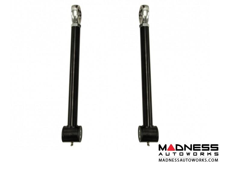 Jeep Wrangler JK Adjustable Lower Link Kit - Rear - Powder Coat Finish